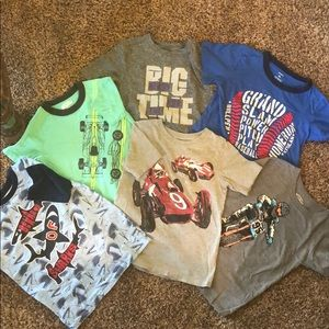 Other - Set of 6 boys t-shirts